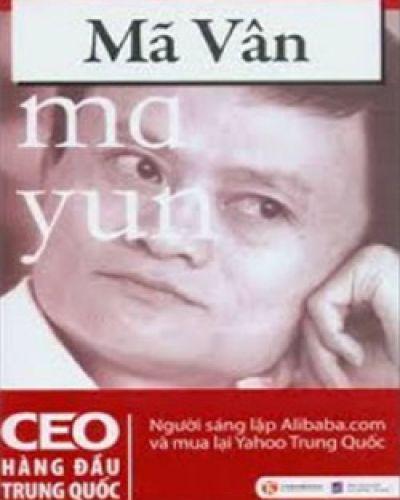 MÃ VÂN CEO HÀNG ĐẦU TRUNG QUỐC