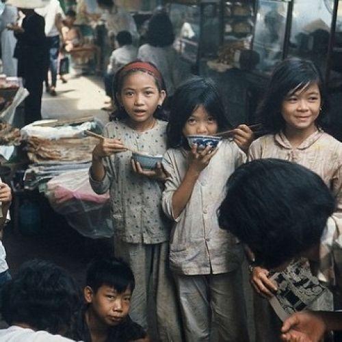 Bộ ảnh Sài Gòn xưa
